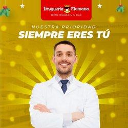 Ofertas de Farmacia, droguería y óptica en el catálogo de Droguería Alemana en Madrid ( 6 días más )