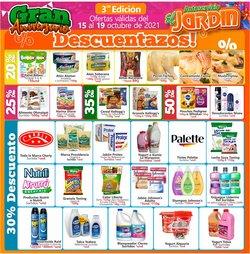 Ofertas de Autoservicio El Jardín en el catálogo de Autoservicio El Jardín ( Vence hoy)