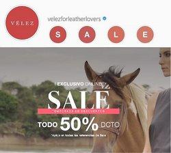Ofertas de Ropa, zapatos y complementos en el catálogo de Vélez ( Vence mañana)