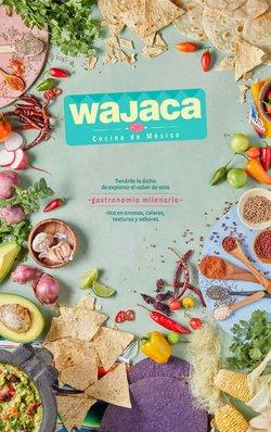 Ofertas de Restaurantes en el catálogo de Wajaca ( Vence mañana)