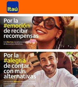 Catálogo Banco Itaú ( Publicado hoy)