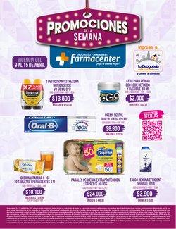 Catálogo Farmacenter en Cali ( Caducado )