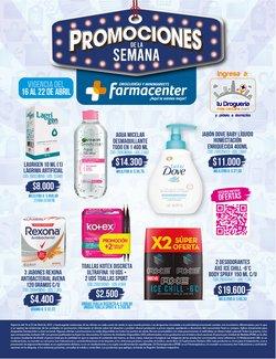 Catálogo Farmacenter ( Vence mañana )
