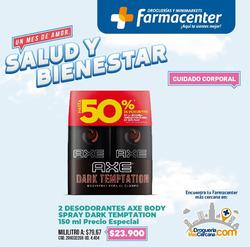 Cupón Farmacenter en Calarcá ( 6 días más )