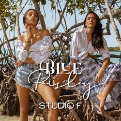 Catálogo Studio F ( Vence hoy)
