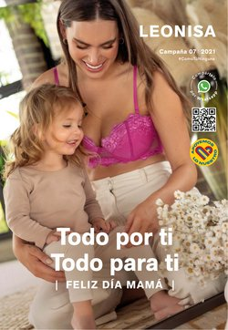 Ofertas de Día de la Madre en el catálogo de Leonisa ( 6 días más)