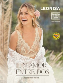 Ofertas de Leonisa en el catálogo de Leonisa ( 4 días más)