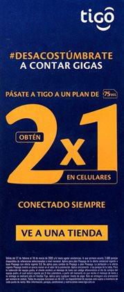 Catálogo Tigo en Barranquilla ( Caducado )