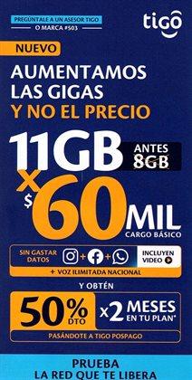 Catálogo Tigo en Barranquilla ( 4 días más )