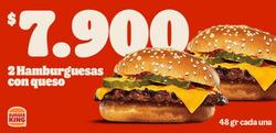 Cupón Burger King ( Caduca hoy )