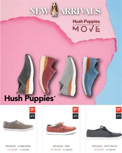 Catálogo Hush Puppies ( 4 días más )