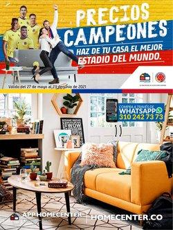 Catálogo Homecenter ( Vence hoy)