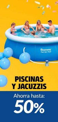 Ofertas de piscinas en el catálogo de Homecenter ( 28 días más)