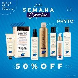 Ofertas de Perfumerías y belleza en el catálogo de Fedco en Envigado ( Caduca hoy )