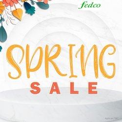 Catálogo Fedco ( 11 días más )
