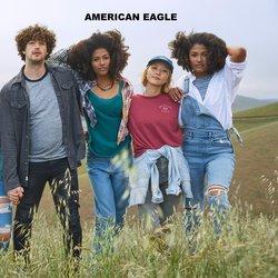 Ofertas de American Eagle en el catálogo de American Eagle ( 4 días más)