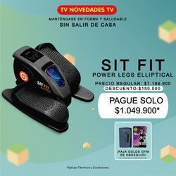 Catálogo TV Novedades en Cali ( Caducado )