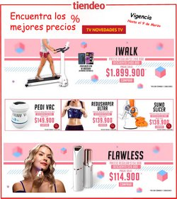 Ofertas de Hogar y muebles en el catálogo de TV Novedades en Cúcuta ( Vence mañana )