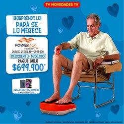 Ofertas de Hogar y muebles en el catálogo de TV Novedades ( Publicado ayer)