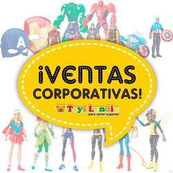 Ofertas de Juguetes y bebes en el catálogo de Toys Landia ( 10 días más)