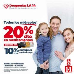 Ofertas de Supermercados en el catálogo de La 14 ( 12 días más )