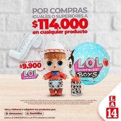 Ofertas de Supermercados en el catálogo de La 14 en Mosquera Cundinamarca ( 28 días más )