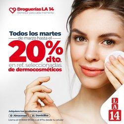Ofertas de Supermercados en el catálogo de La 14 en Madrid ( Publicado ayer )