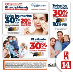 Ofertas de Supermercados en el catálogo de La 14 ( 2 días más)