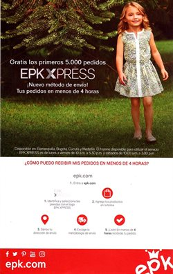 Catálogo EPK ( 2 días publicado )