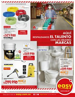 Ofertas de Desinfectante en Easy