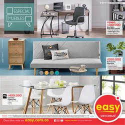 Ofertas de Hogar y muebles en el catálogo de Easy en Fusagasugá ( 9 días más )