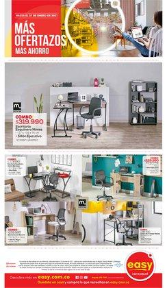 Ofertas de Hogar y muebles en el catálogo de Easy en Medellín ( 2 días más )