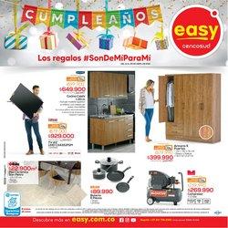 Catálogo Easy en Valledupar ( 5 días más )