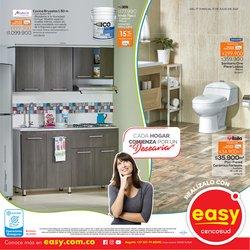Ofertas de Hogar y muebles en el catálogo de Easy ( 18 días más)