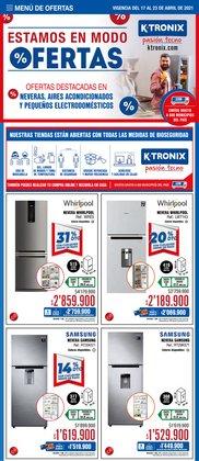 Catálogo Ktronix en Medellín ( 2 días publicado )