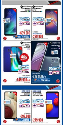Ofertas de Motorola en el catálogo de Ktronix ( Publicado ayer)