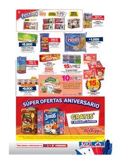 Ofertas de Galletas  en el catálogo de Super Almacenes Olímpica en Bogotá