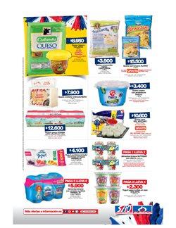 Ofertas de Yogurt  en el catálogo de Super Almacenes Olímpica en Bogotá