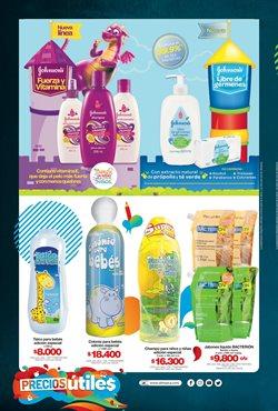 Ofertas de Perfumería  en el catálogo de Super Almacenes Olímpica en Bogotá