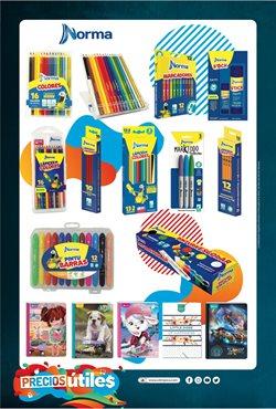 Ofertas de Lápices de colores  en el catálogo de Super Almacenes Olímpica en Madrid