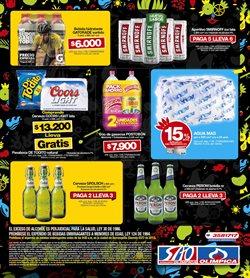 Ofertas de Cerveza  en el catálogo de Super Almacenes Olímpica en Sibaté