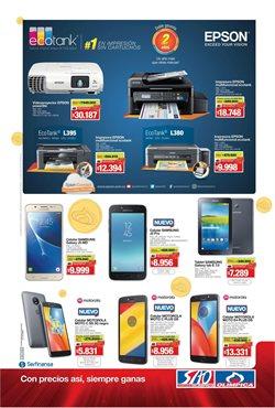 Ofertas de Motorola  en el catálogo de Super Almacenes Olímpica en Ibagué