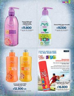 Ofertas de Shampoo  en el catálogo de Super Almacenes Olímpica en Bogotá