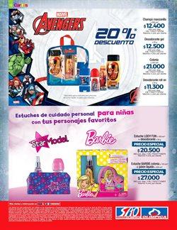 Ofertas de Desodorante  en el catálogo de Super Almacenes Olímpica en Bogotá