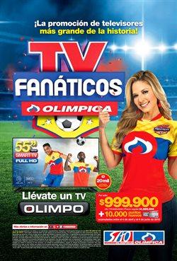 Ofertas de Supermercados  en el catálogo de Super Almacenes Olímpica en Corozal