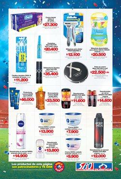Ofertas de Cosmética  en el catálogo de Super Almacenes Olímpica en Bogotá