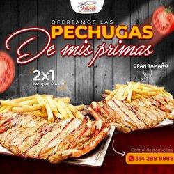 Ofertas de Restaurantes en el catálogo de Don Jediondo ( Vence mañana)