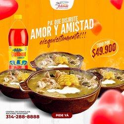 Ofertas de Restaurantes en el catálogo de Don Jediondo ( Publicado hoy)