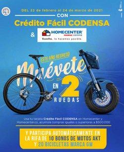 Catálogo Crédito Fácil Codensa ( 18 días más )