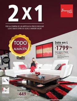 Ofertas de Hogar y muebles en el catálogo de Brunati en Madrid ( 2 días publicado )